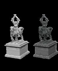 Pathfinder Battles Unpainted Minis - Heroic Statue