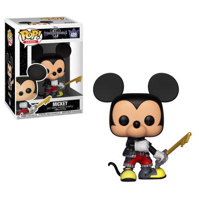 POP! Games 489 - Kingdom Hearts 3 - Mickey