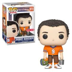 POP! Movies 873TAG - The Waterboy - Bobby Boucher Target Exclusive