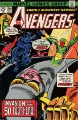 Avengers Vol. 1 (1963-1996, 2004) #140