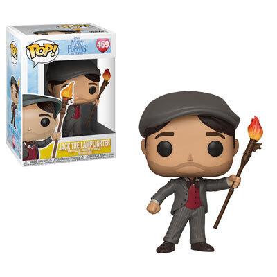 POP! Disney 469 - Mary Poppins Returns - Jack the Lamplighter