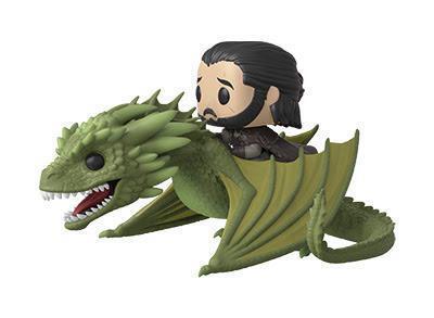 POP! Rides (Game of Thrones) 67 - Jon Snow & Rhaegal