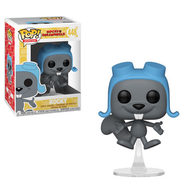 POP! Animation 448 - Rocky & Bullwinkle - Rocky