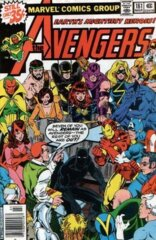 Avengers Vol. 1 (1963-1996, 2004) #181