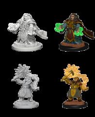 Nolzur's Marvelous Unpainted Minis - Dwarf Female Cleric