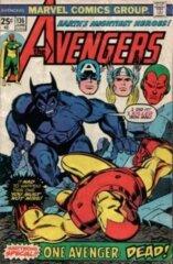 Avengers Vol. 1 (1963-1996, 2004) #136