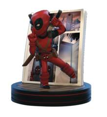 Marvel Q-Fig Diorama: X-Men - Deadpool 4D