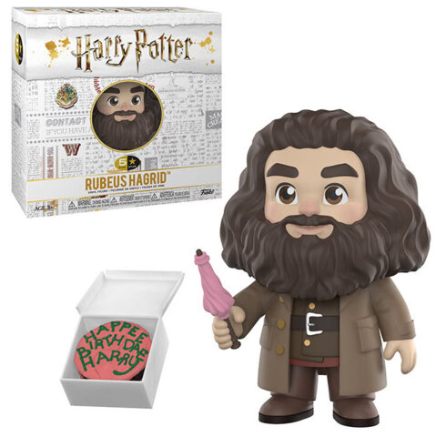 5-Star - Harry Potter - Rubeus Hagrid