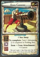 Eisen Cannons