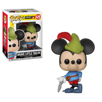 POP! Disney 429 - Mickey the True Original 90 Years - Brave Little Tailor