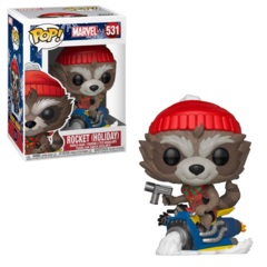 POP! Marvel 531 - Christmas 2019 - Rocket (Holiday)