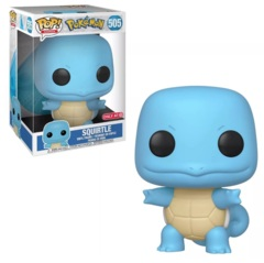 POP! Games 505TAG10 - Pokemon - Squirtle 10 Inch Target Exclusive