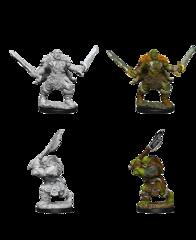 Pathfinder Battles Unpainted Minis - Orcs (2)