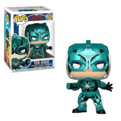 POP! Marvel 429 - Captain Marvel - Yon-Rogg