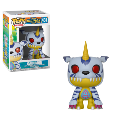 POP! Animation 431 - Digimon - Gabumon