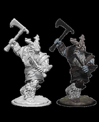 Nolzurs Marvelous Unpainted Minis - Frost Giant Male