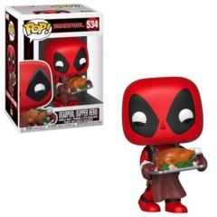 POP! Marvel 534 - Deadpool - Deadpool (Supper Hero)