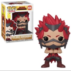 POP! Animation 606 - My Hero Academia - Eijiro Kirishima