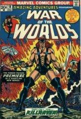 Amazing Adventures Vol. 1 (1970-1976) # 18
