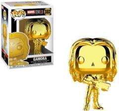 POP! Marvel 382 - Marvel Studios The First Ten Years - Gamora (Gold Chrome)
