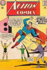 Action Comics Vol. 1 (1938-2011, 2016-Present) #321