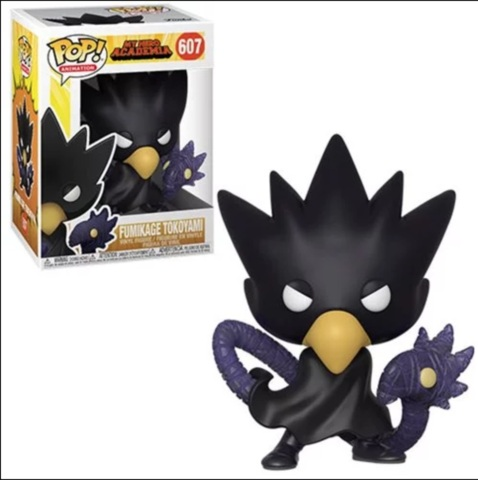 POP! Animation 607 - My Hero Academia - Fumikage Tokoyami