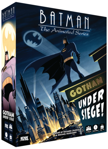 Batman: Gotham City Under Siege