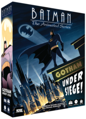 Batman: Gotham City Under Siege