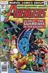 Avengers Vol. 1 (1963-1996, 2004) #167