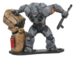 Marvel Gallery: Spider-Man PS4 Rhino Deluxe PVC Figure