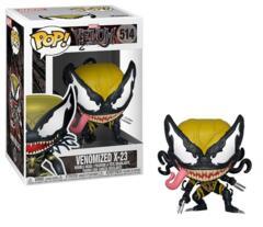 POP! Marvel 514 - Venom - Venomized X-23