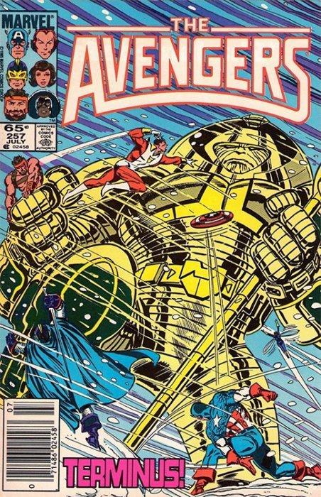 Avengers Vol. 1 (1963-1996, 2004) #257