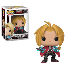 POP! Animation 391 - Fullmetal Alchemist - Edward Elric