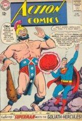 Action Comics Vol. 1 (1938-2011, 2016-Present) #308