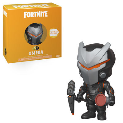 5-Star - Fornite - Omega