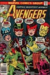 Avengers Vol. 1 (1963-1996, 2004) #154