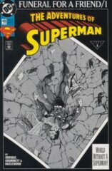 Adventures of Superman Vol. 1 (1987-2007) #498
