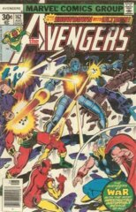 Avengers Vol. 1 (1963-1996, 2004) #162