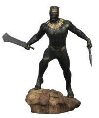 Marvel Gallery: Black Panther (2018) - Erik Killmonger - PVC Statue