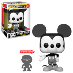 POP! Disney 457TAG10 - Mickey the True Original 90 Years - Mickey Mouse 10 Inch Target Exclusive