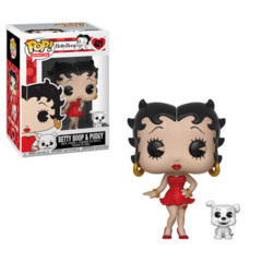 POP! Animation 421 - Betty Boop - Betty Boop & Pudgy