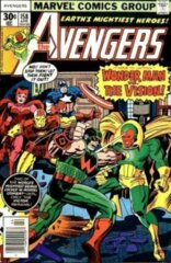 Avengers Vol. 1 (1963-1996, 2004) #158