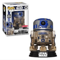 POP! Star Wars 31TAG - Empire Strikes Back 40th - R2-D2 Target Exclusive