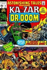 Astonishing Tales Vol. 1 (1970-1976) #  3