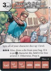 Xavier's School - Home for Gifted Youngsters (Foil) (Die and Card Combo)