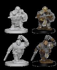 Nolzur's Marvelous Unpainted Minis - Dwarf Female Fighter