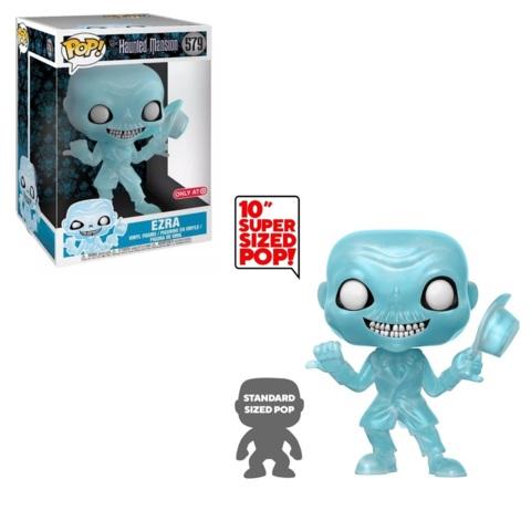 POP! Disney 579TAG10 - The Haunted Mansion - 10 Ezra - Target Exclusive
