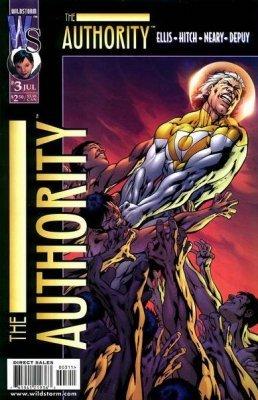 Authority Vol.1 (1999-2002) #  3