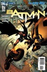 Batman Vol. 2 (2011-2016) #  2