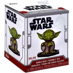 Mystery Minis (Exclusive Figure) - Star Wars - Yoda (Eyes Closed)